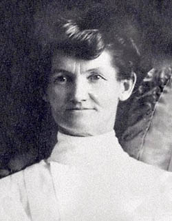 Harriet Emily Decker Mickelson