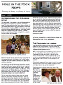 Hole-in-the-Rock Newsletter Volume 7