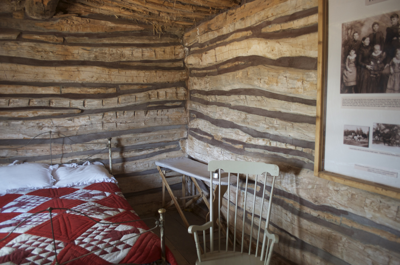 Bedroom Barton Cabin